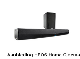 HEOS Home Cinema nu 599,-