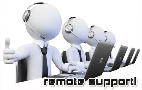 Remote-Support-Logo